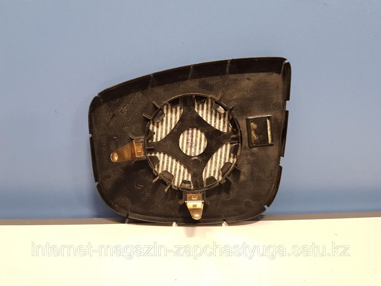 1608181380 Зеркальный элемент правый для Citroen Berlingo B9 2008-2019 Б/У - фото 3