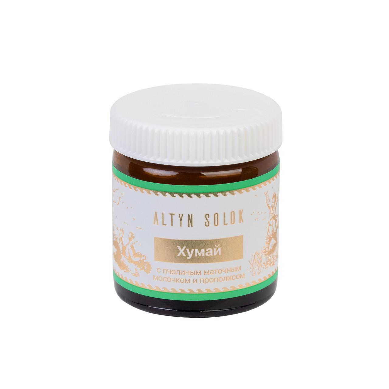 Крем «Хумай» с пчелиным маточным молочком и прополисом 30 мл