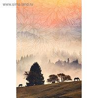 """Фотообои Moda Interio """"Туман"""" (из 2-х листов), 1,8 х 2,7м"""
