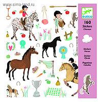 Набор наклеек «Лошади»
