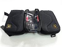 Плотная сумка для велосипеда на раму с держателем телефона