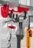 Тельфер электрический (электротельфер) ЗУБР ЗЭТ-250, 250/125 кг, 500 Вт., фото 2