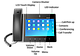 IP-видеотелефон Grandstream GXV3380, фото 5