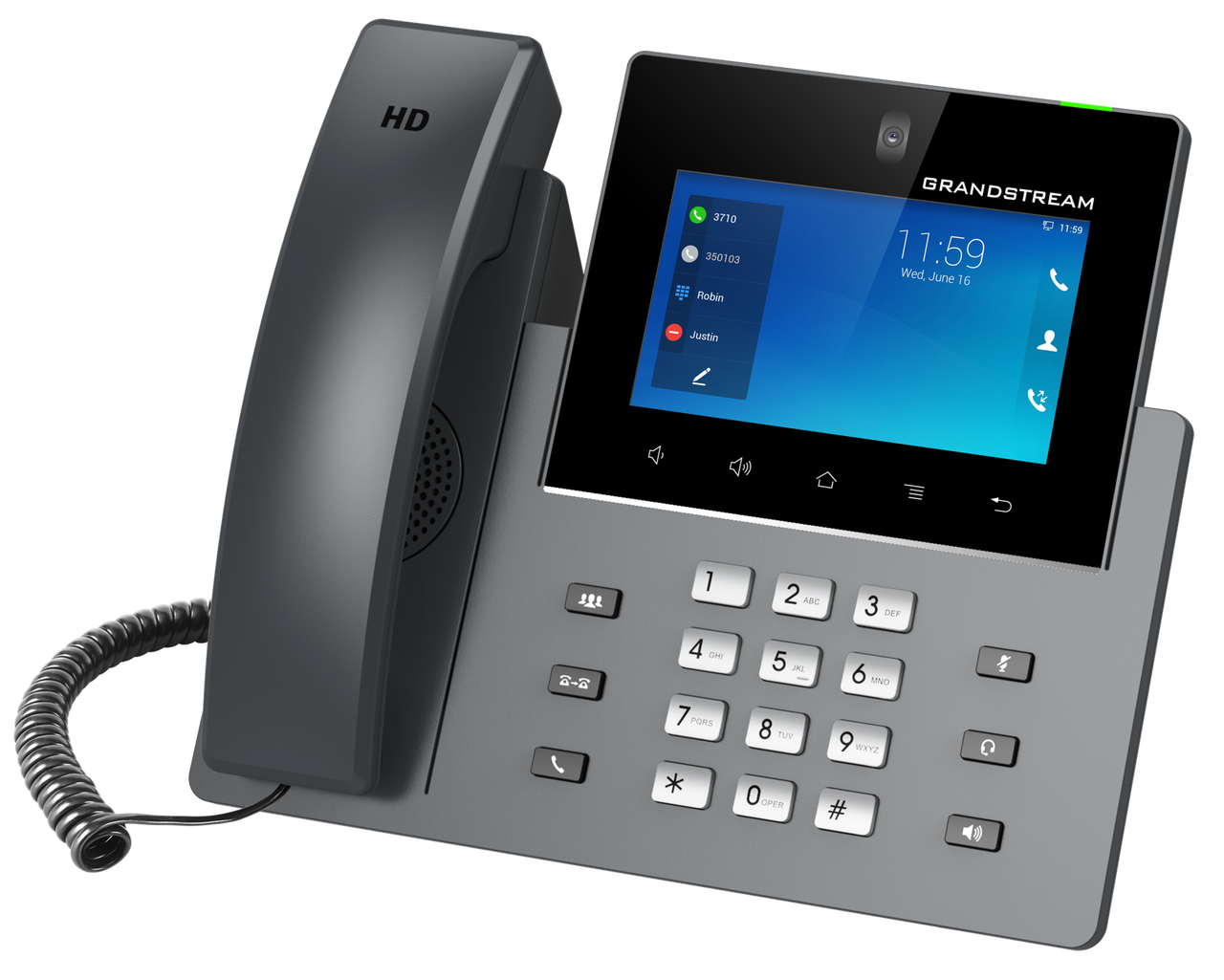 IP-видеотелефон Grandstream GXV3350