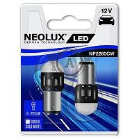 Лампа P21/5W (1,2W LED Двойной блистер В компл. 2шт цена за комплект)