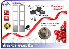 Противокражный комплект: Антикражные рамки, rключ съемник + 500 датчиков, фото 2