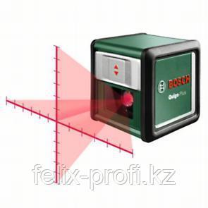 """Лазерный нивелир """"Bosch"""" Quigo Plus"""