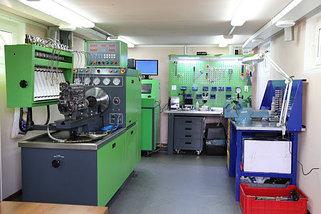 Стенды и оборудование для испытания топливных насосов высокого давления ТНВД и Системы Common Rail