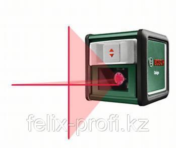 """Лазерный нивелир """"Bosch"""" Quigo III"""