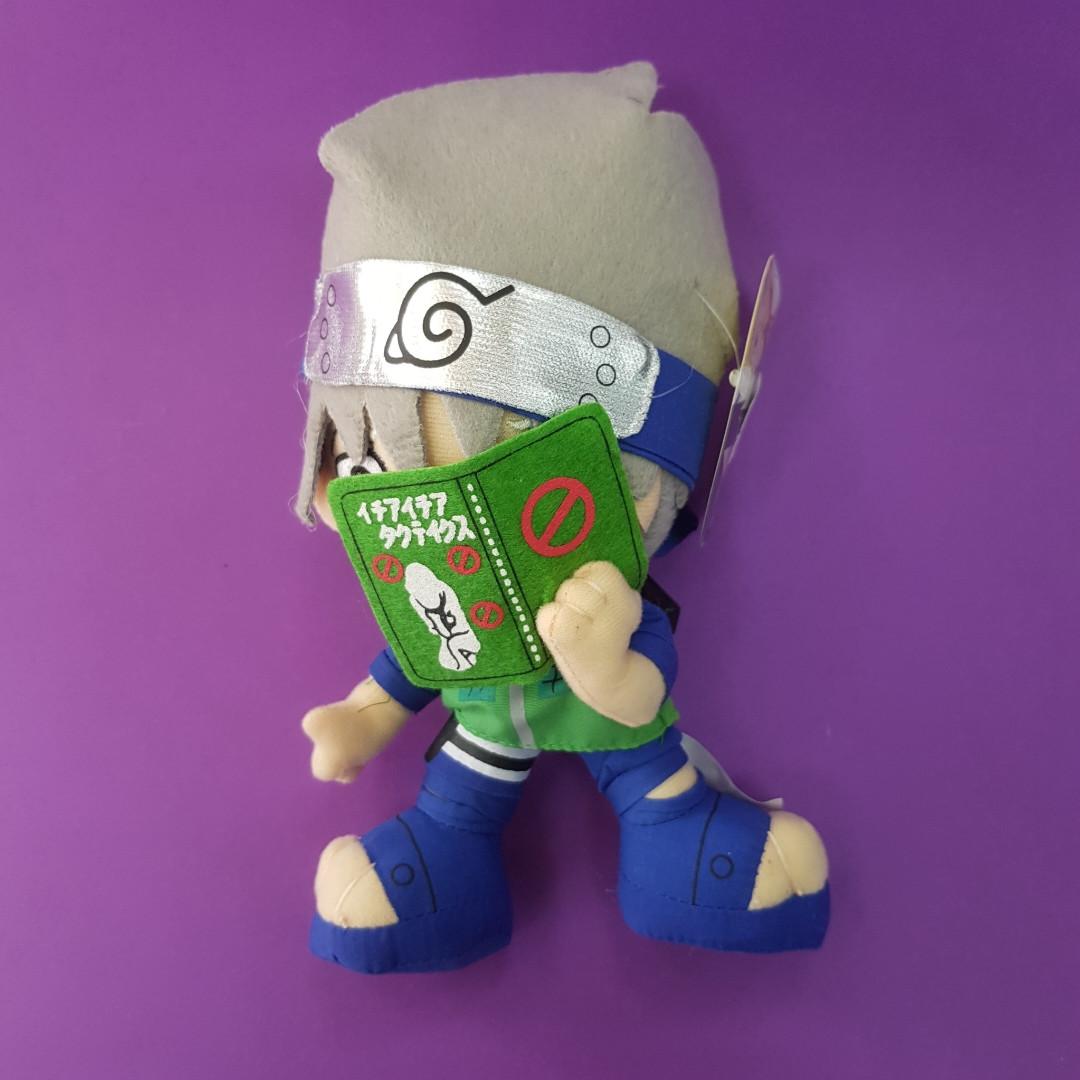 Плюшевая игрушка Какаши - Наруто