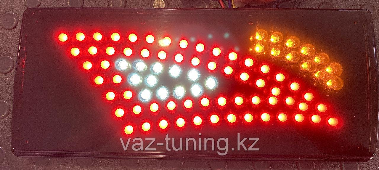 Фонари диодные «Крылья» ВАЗ-2107