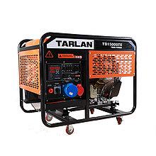 Профессиональный дизельный генератор TARLAN серии:Twin Power TD15000TE