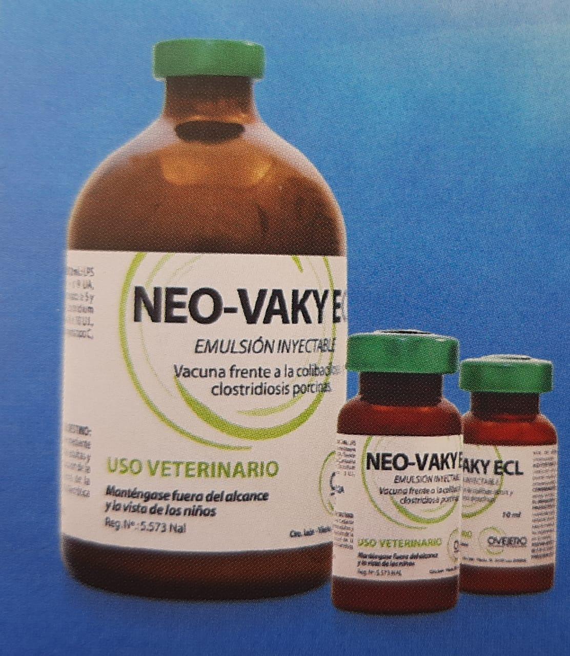 Вакцина для свиней Нео-Ваки ЕЦЛ (NEO-VAKY-ECL)