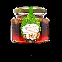 Варенье из сосновой шишки с кедровыми орешками