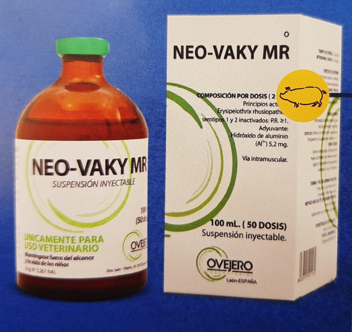 Вакцина для свиней Нео-Ваки МР (NEO-VAKY MR)