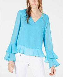 Bar Iii Женская блуза 2000000391175
