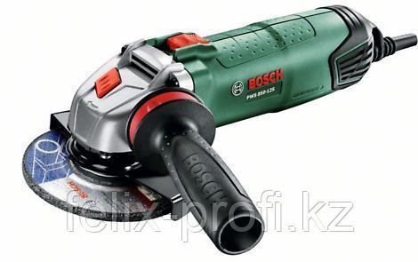 """Углошлифовальная машина """"Bosch"""" PWS 850-125"""