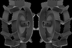ЗУБР ГР-270 грунтозацепы для культиваторов , 270х90 мм, набор 2 шт. (ГР-270)