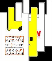 Пакеты майки (с логотипом и без логотипа)