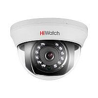 Купольная HD-TVI видеокамера HiWatch DS-T591