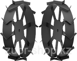 ЗУБР ГР-600 грунтозацепы для мотоблоков, 600х130 мм, набор 2 шт (ГР-600)