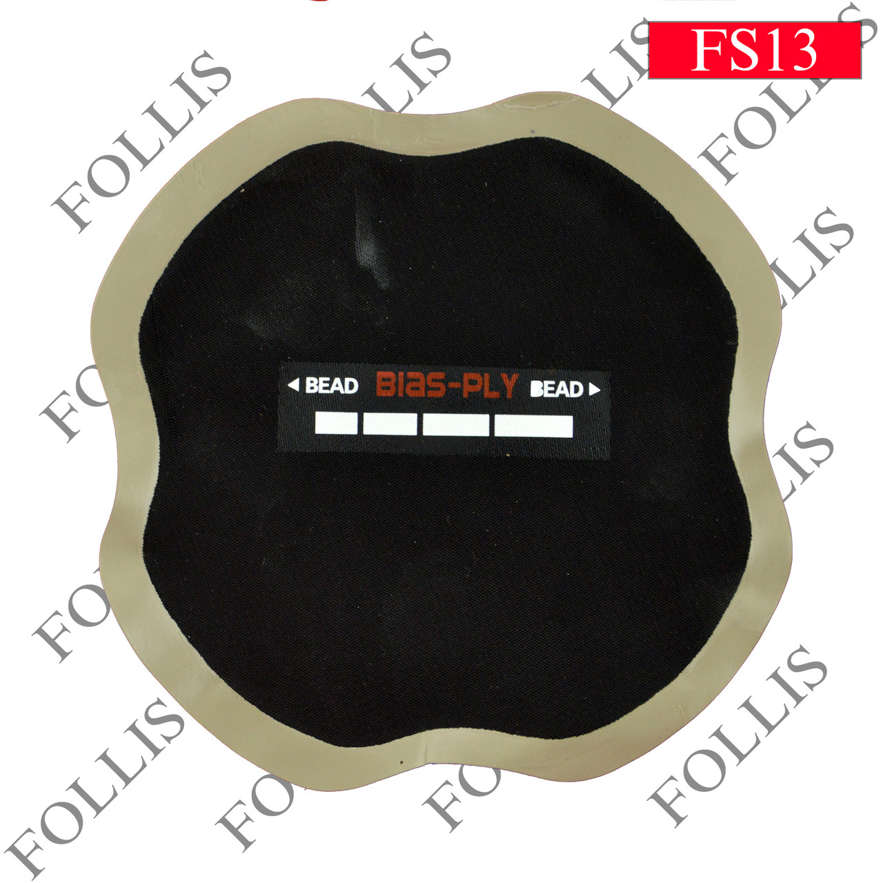 B-04 115mmX115mm Cord thread 2 ply