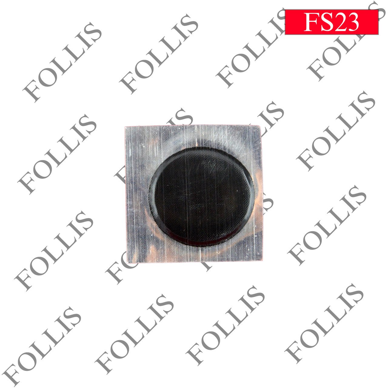 F-38 (Dia 38mm) Foil-back tube repair unit(пачка)