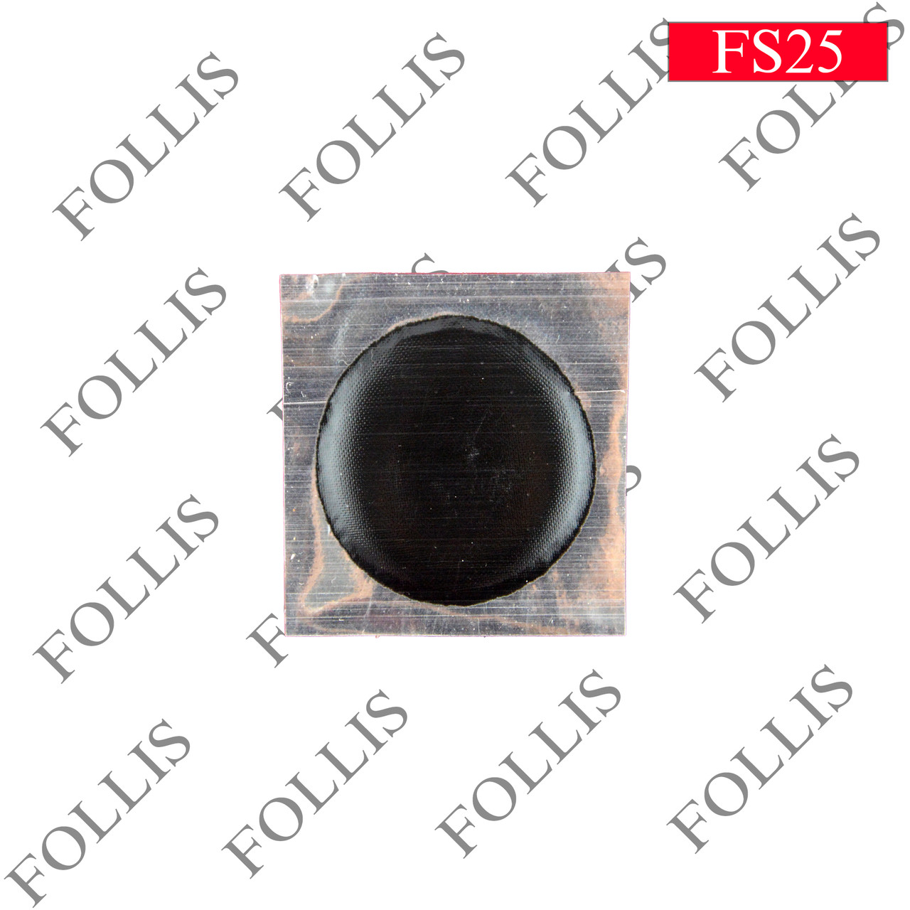 F-55 (Dia 55mm) Foil-back tube repair unit(пачка)