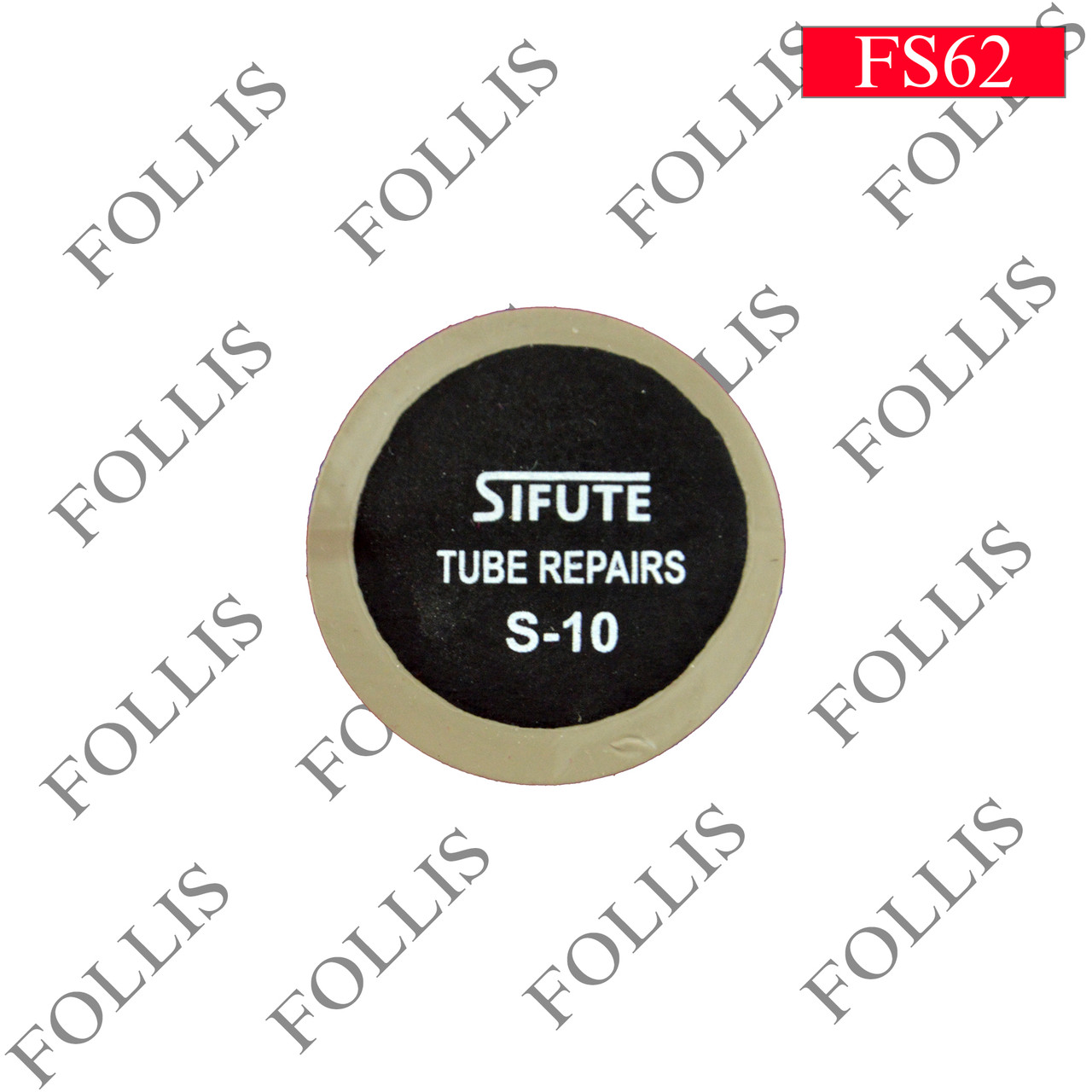 S-11 43(пачка)mm Round shape,grey and black mixed