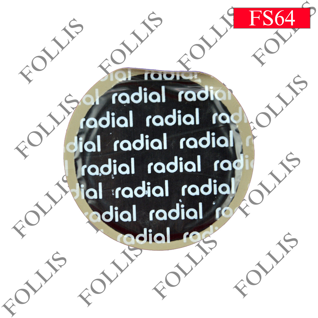 S-12 57mm (Пачка)Round shape,grey and black mixed