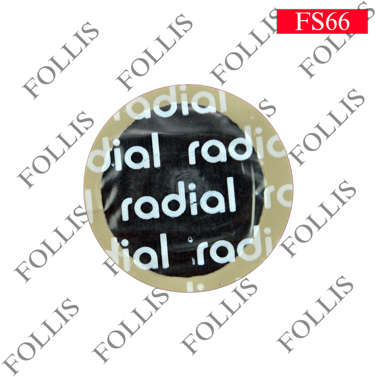 S-21 43mm (пачка)Round shape,grey and black mixed