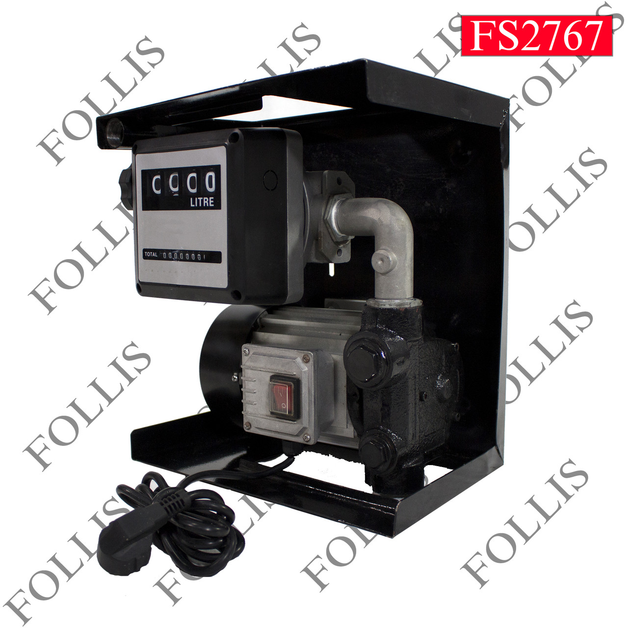Электрический  дизельный насос в сборе ZG-056A  220V