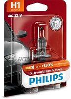 12258XVG H1 Philips Штатная галогеновая лампа
