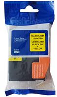 Лента TZe-631, OEM, черным на желтом , для принтеров Brother PT-1010,  PT-1280VP, PT-D200VP, PT-E100VP и пр.