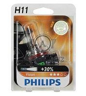 PHILIPS H11 12362 Premium 12V 55W Штатная галогеновая лампа