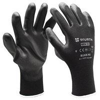 Перчатки Black P9 Wurth (0899402409)