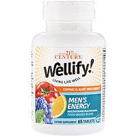 Мультивитамины для мужчин Wellify! от 21 century США (65 таблеток)