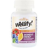 БАД Мультивитамины для женщин Wellify! от 21 century  США (65 таблеток)