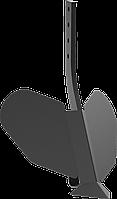 ЗУБР ОКН-1 окучник не регулируемый для культиваторов (ОКН-1)