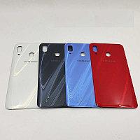 Samsung Galaxy A30 (SM-A305F) Задняя крышка (Blacк) Оригинал
