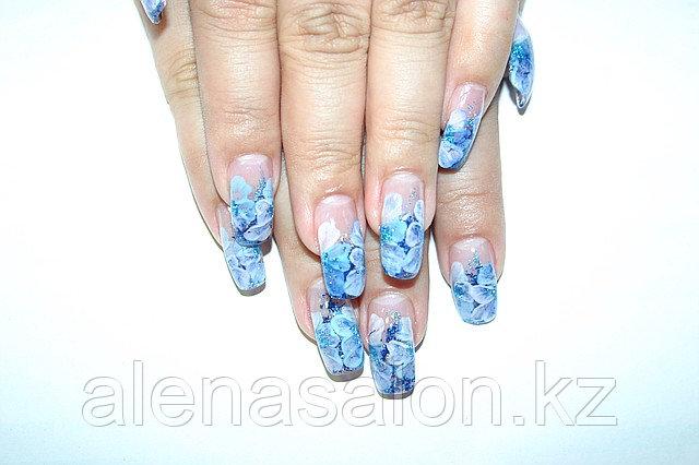 Наращивание ногтей от Алены Кучаковой