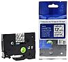 Лента TZe-131, OEM, черным на прозрачном , для принтеров Brother PT-1010,  PT-1280VP, PT-D200VP и пр.