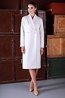 Женское осеннее драповое пальто Urs 20-378-1 44р.