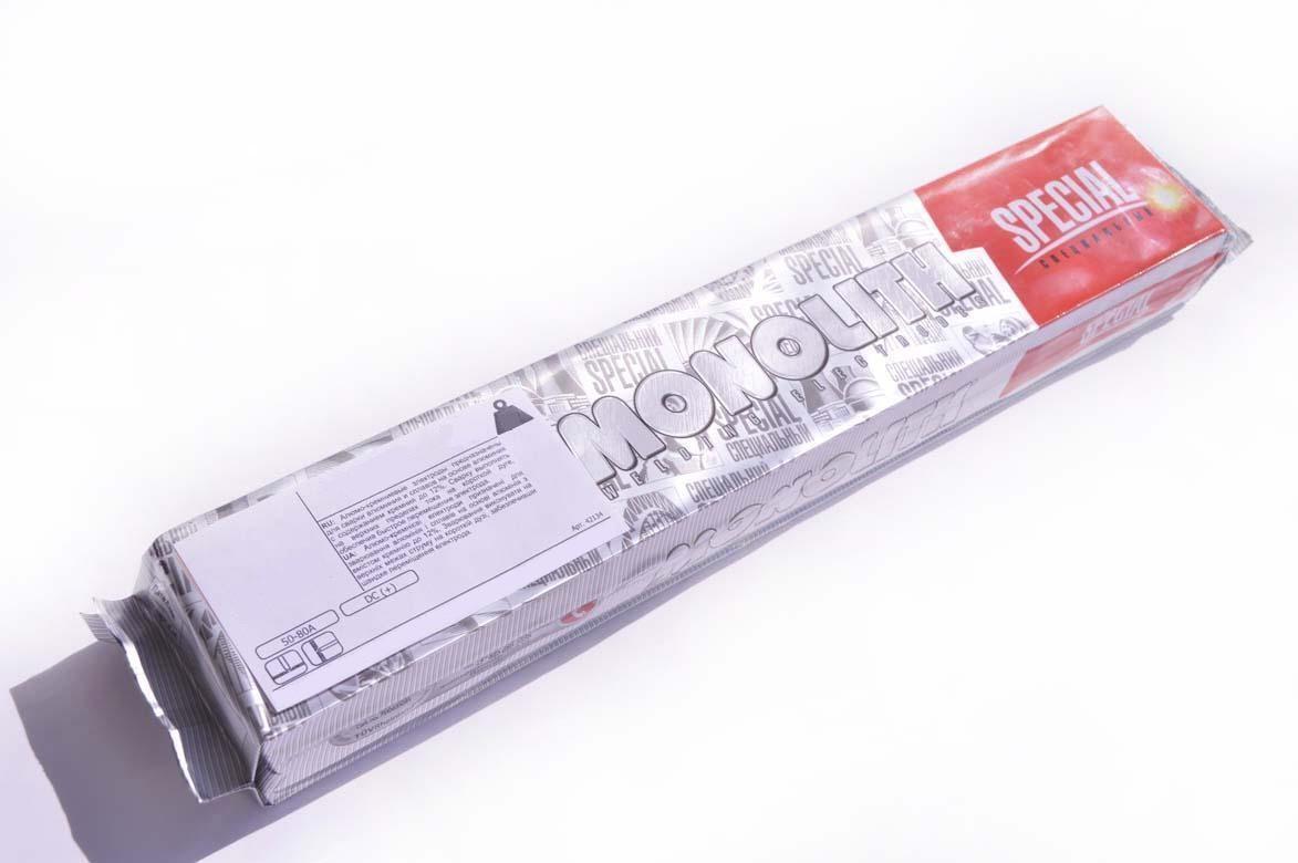 Электроды УОНИ-13/55 Плазма H4R TM MONOLITH д 4 мм: вакуум 2 кг