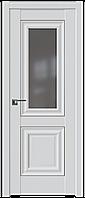 Дверь царговая 28U Серебро