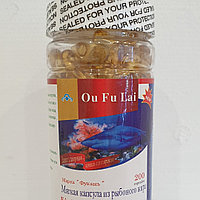 Капсулы Рыбий жир ( 200 шт ), фото 1