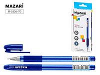 Ручка гелевая Mazari M-5526-70 Regina синяя