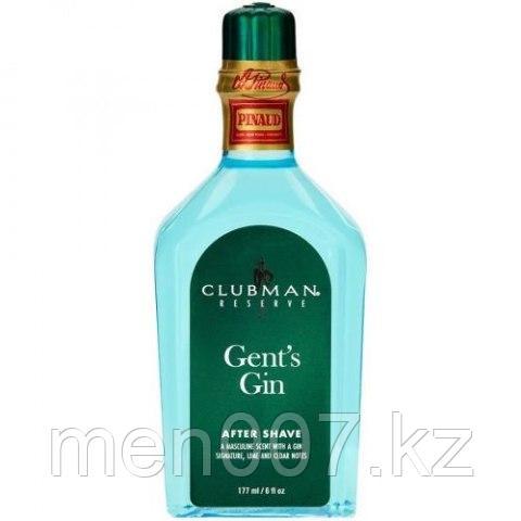 Clubman Gent's Gin (Лосьон-одеколон после бритья) 177 мл