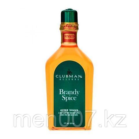 Clubman Brandy Spice (Лосьон-одеколон после бритья) 177 мл