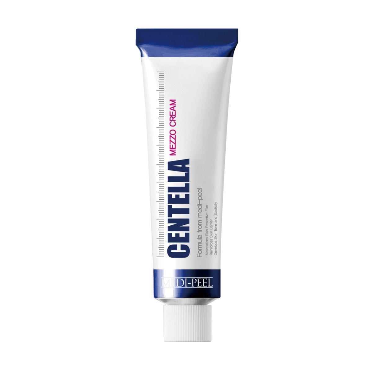 Успокаивающий крем с экстрактом центеллы MEDI-PEEL Centella Mezzo Cream